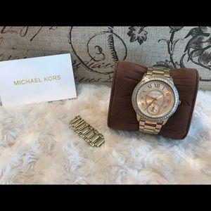 Authentic Michael Kors Watch MK-6287